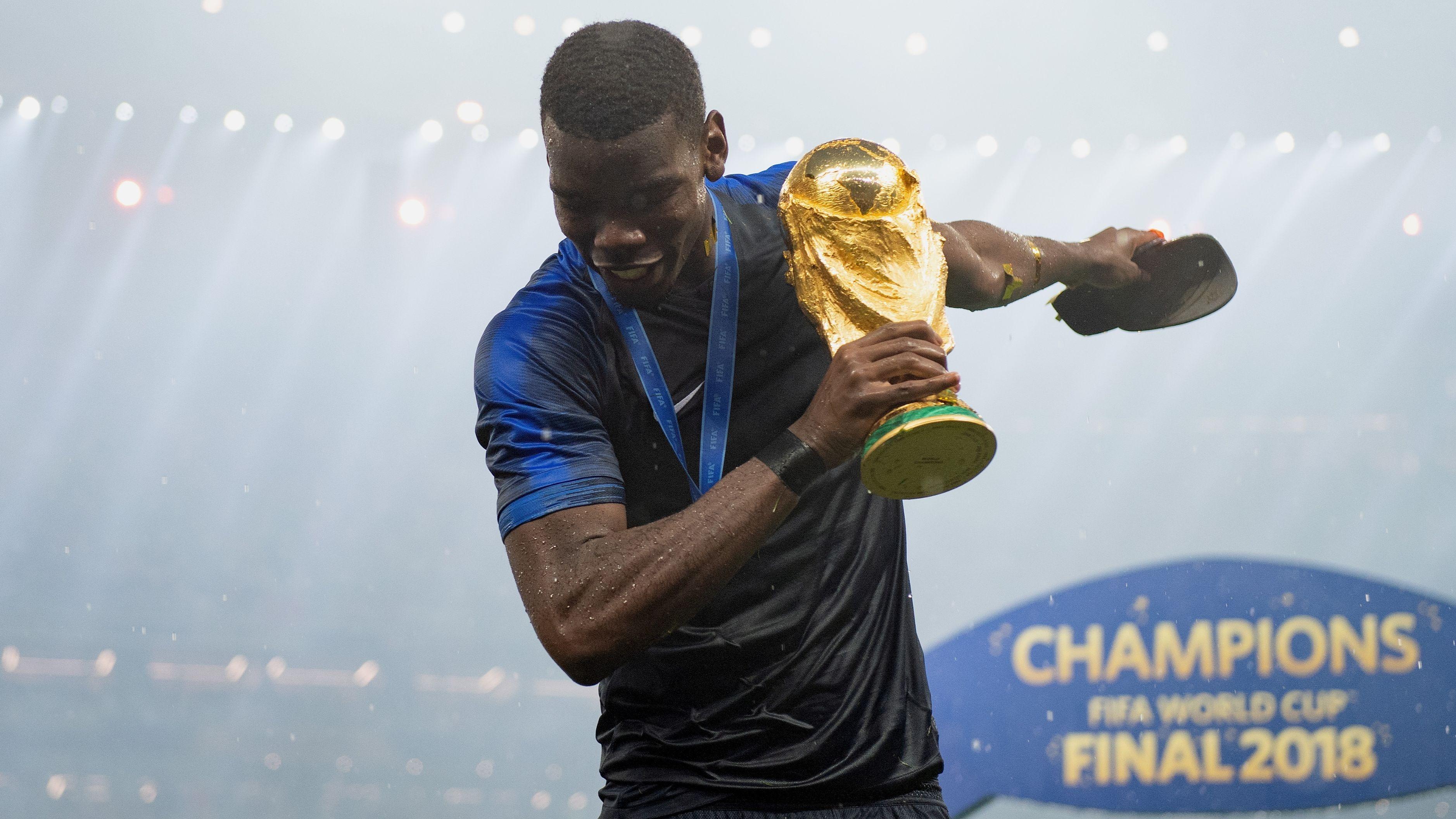 <pre>Twitter réagit alors que Trevor Noah défend «L'Afrique a gagné la Coupe du Monde»