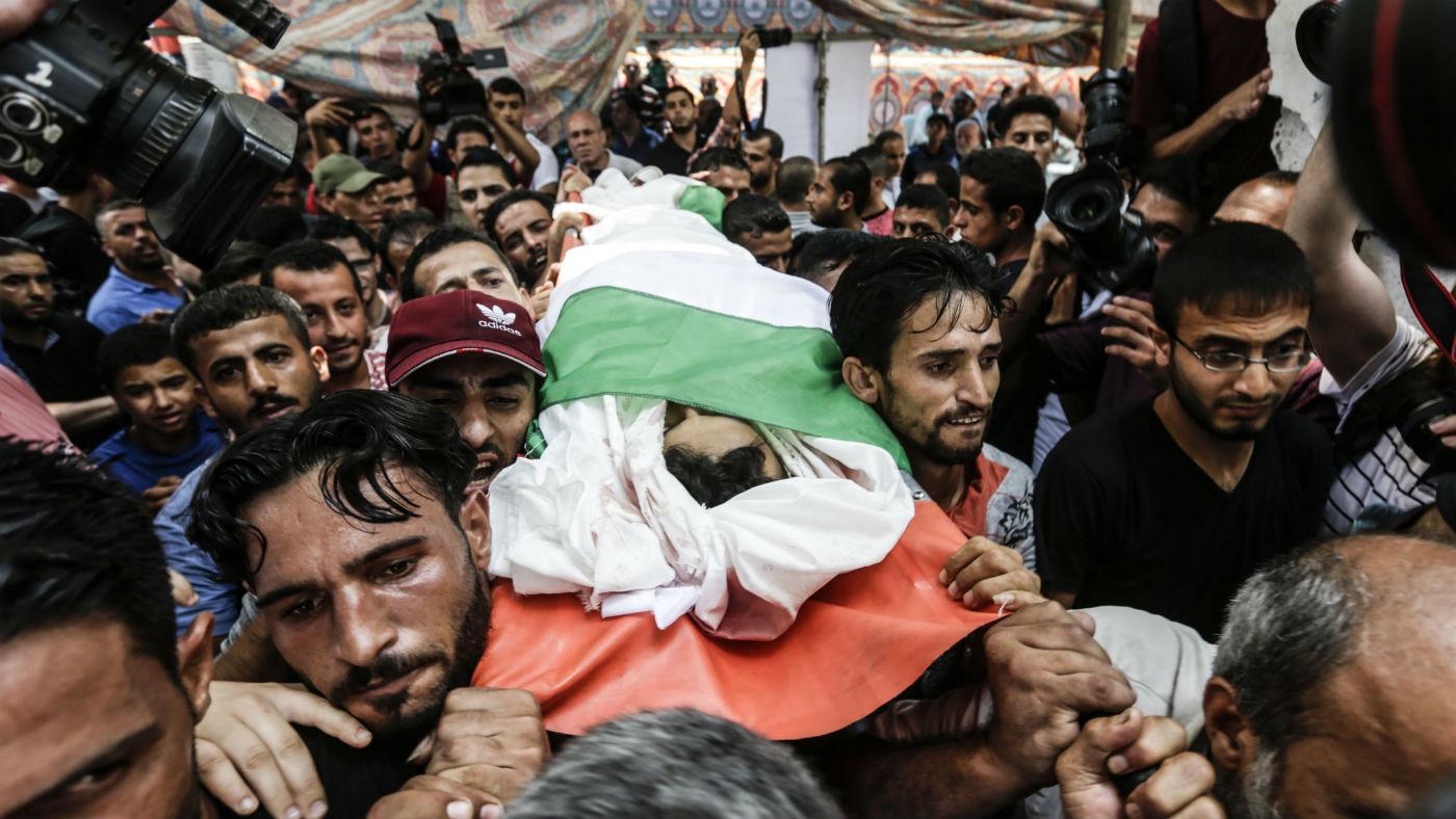 <pre>L'ONU exhorte Israël et Gaza à «se retirer du bord de la guerre»