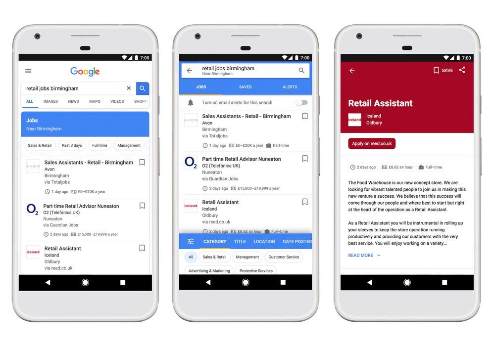 <pre>Qu'est-ce que la recherche d'emploi Google et est-ce bon pour les employeurs?