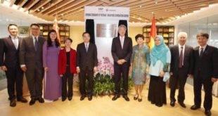 DPM Teo Chee Hean ouvre un centre de coopération entre le Vietnam et le Singapour à Hanoi, en Asie du Sud-Est bp teo chee hean 240319 29 310x165