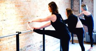8 façons d'éviter un «plateau de fitness» et de maximiser votre entraînement females barre class facebook