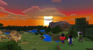 Le jeu croisé de Minecraft arrive enfin sur PS4 demain Minecraft Bedrock Edition multiplayer 310x165